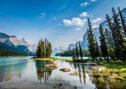 Spirit Island – Maligne Lake